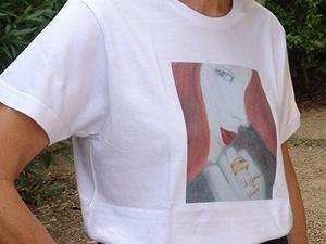 tee-shirt malicieuse